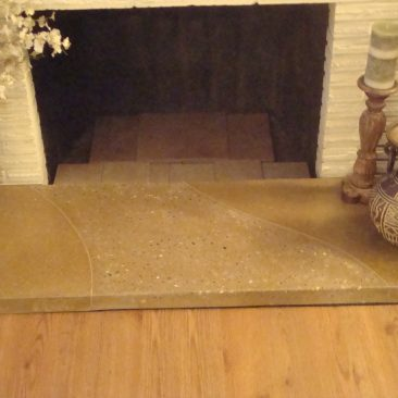 Fire Place Counter Top